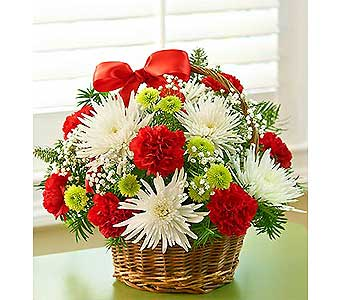 Fields of Europe  for Christmas Basket in Palm Desert CA, Milan's Flowers & Gifts