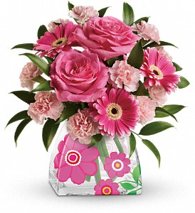 Teleflora's Hooray Bouquet in Campbell CA, Bloomers Flowers