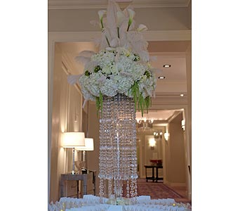 Majestic Marriage in Atlanta GA, Buckhead Blooms