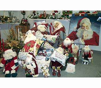 Seasonal tapestries, pillows and decorations in Wintersville OH, Thompson Country Florist