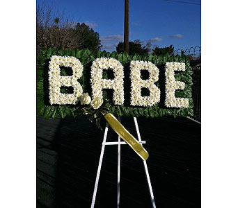 BABE in Bakersfield CA, All Seasons Florist