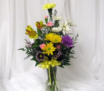 Birthday Flowers Delivery Oskaloosa IA Crouses House Of Flowers