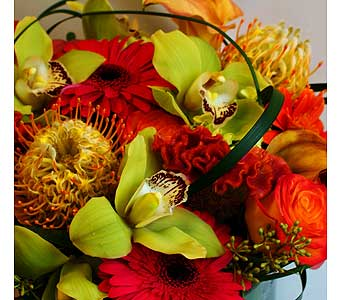 ENERGY CUT BOUQUET in Victoria BC, Fine Floral Designs