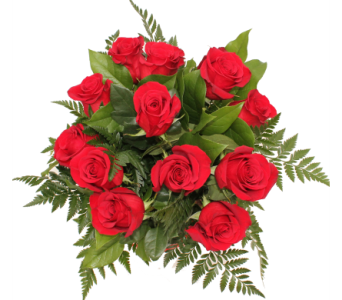 Red Rose Bouquet  in Grimsby ON, Cole's Florist Inc.