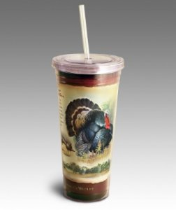 Wild Turkey Tumbler in Camden AR, Camden Flower Shop