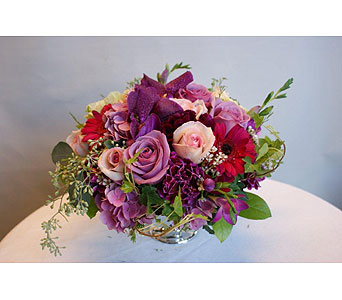 Romantic Love in Victoria BC, Fine Floral Designs