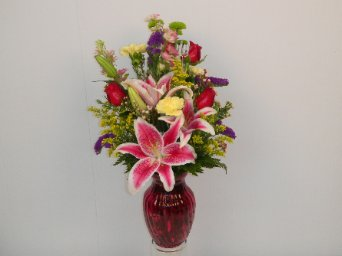 Love and Lillies in Camden AR, Camden Flower Shop