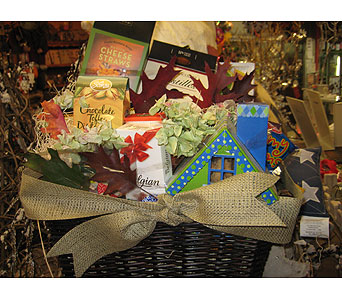 Gourmet Basket in Massapequa Park NY, Bayview Florist & Montage  1-800-800-7304