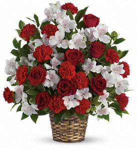 Truly Beloved Bouquet in Houston TX, Medical Center Park Plaza Florist