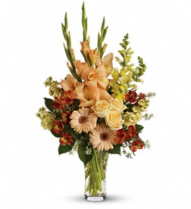 Summer's Light Bouquet in Vancouver BC, Garlands Florist