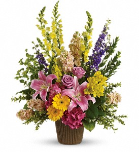 Glorious Grace Bouquet in Tulsa OK, Burnett's Flowers & Designs