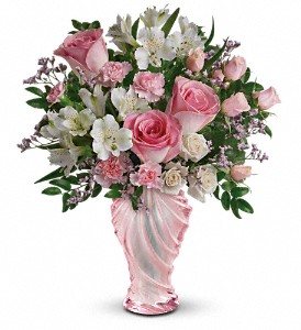 Teleflora's Love Mom Bouquet in Crown Point IN, Debbie's Designs