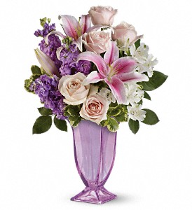 Always Elegant Bouquet by Teleflora in Gaithersburg MD, Mason's Flowers