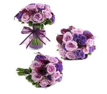 Lavender Dreams Wedding Bouquet (Metro-Detroit Are in Southfield MI, Thrifty Florist
