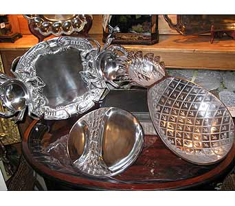 Hand Made Metalware in Blue Bell PA, Country Flower Shoppe