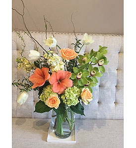 Charleston High Style in Charleston SC, Tiger Lily Florist Inc.