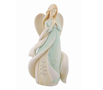 Foundations Prayer Angel in Tullahoma TN, Tullahoma House Of Flowers