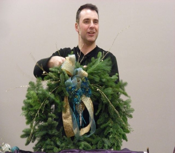 Workshops in Victoria BC, Jennings Florists