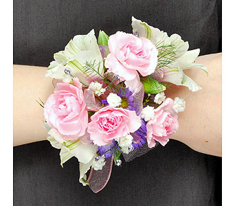Mix Flower Corsage in Madison WI, Felly's Flowers