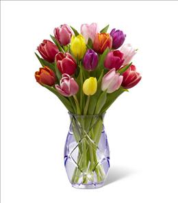Spring Tulip Bouquet in Guelph ON, Patti's Flower Boutique