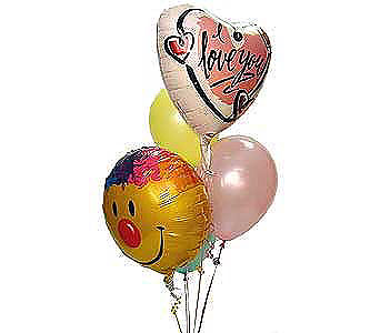I-Love-You-Balloons in San Clemente CA, Beach City Florist