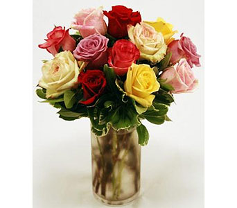 Get-Shorty-Mixed-Dozen in San Clemente CA, Beach City Florist