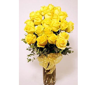 Get-Shorty-Yellow-Twenty-Four in San Clemente CA, Beach City Florist
