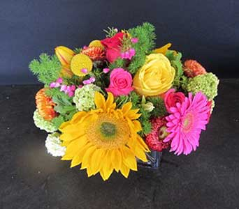 Festive-Sun in Oakland CA, J. Miller Flowers and Gifts