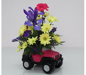 4WD Dad in Indianapolis IN, Gillespie Florists
