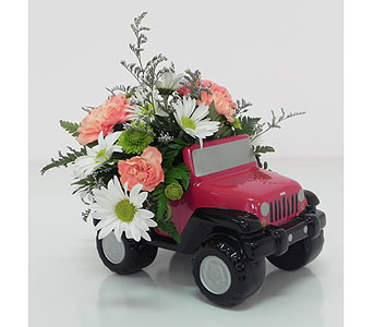 Off Road Dad in Indianapolis IN, Gillespie Florists