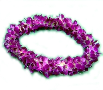 Dendrobium Orchid Lei in Bend OR, All Occasion Flowers & Gifts