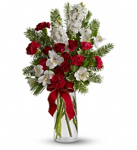 Festive Fragrance in Gaithersburg MD, Flowers World Wide Floral Designs Magellans