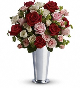 Love Letter Roses in San Bruno CA, San Bruno Flower Fashions