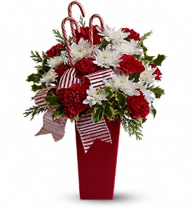 Peppermint Posies in Cold Lake AB, Cold Lake Florist, Inc.