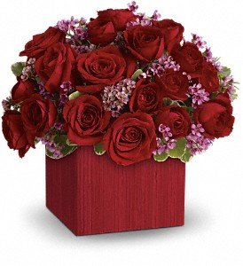Steal My Heart by Teleflora in St Catharines ON, Vine Floral