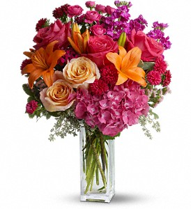 Teleflora's Joy Forever in West Los Angeles CA, Sharon Flower Design