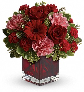Together Forever by Teleflora in Zanesville OH, Miller's Flower Shop