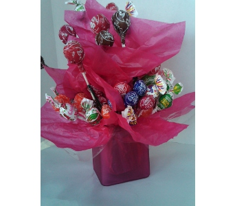 Lollipop Treat in Raleigh NC, North Raleigh Florist
