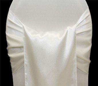 Wide White Satin Sash in El Paso TX, Kern Place Florist