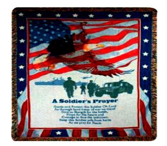 A Soldier's Prayer in Amelia OH, Amelia Florist Wine & Gift Shop