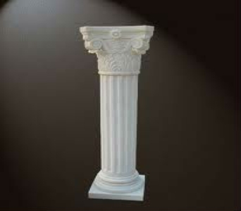 White Pillars in El Paso TX, Kern Place Florist