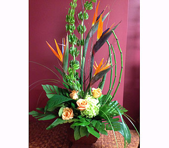 Arangement in Laurel MD, Rainbow Florist & Delectables, Inc.