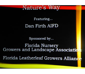 AIFD National Symposium in Lewistown PA, Deihls' Flowers, Inc