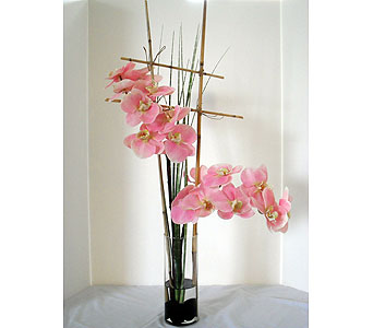 Pink Orchids in Crafton PA, Sisters Floral Designs