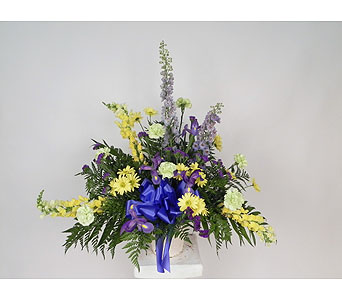 Purple Sentiments in Indianapolis IN, Gillespie Florists