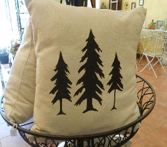 Milton's Trees Pillow in Saratoga Springs NY, Dehn's Flowers & Greenhouses, Inc