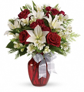 Joyful Season Bouquet in Gaithersburg MD, Flowers World Wide Floral Designs Magellans