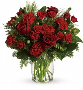 Pining for You Bouquet in Gaithersburg MD, Flowers World Wide Floral Designs Magellans