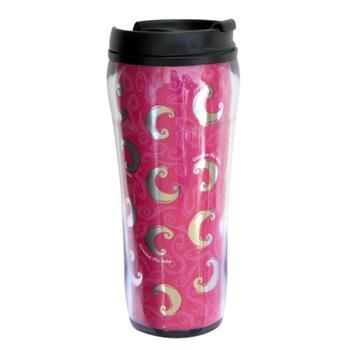 TRAVEL MUG GAMMA PHI BETA in San Marcos TX, Flowerland