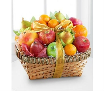 Gourmet Goodness Fruit Basket in Perrysburg & Toledo OH  OH, Ken's Flower Shops